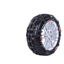 Cadenas antideslizantes Cadenas de nieve para neumáticos de coche de TPU