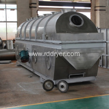 Saccharin Sodium Vibrating Fluidized Bed Dryer