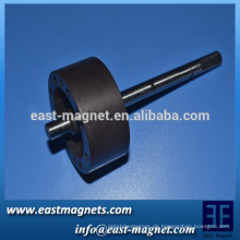 Mehrpoliger Magnetring / Multipolring Ring-Ferritmagnet / Magnetrotor mit Mehrfachpole