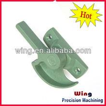 Precision zinc alloy lock part