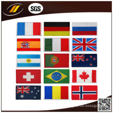 World Wholesale Embroidered Country Flag Patches