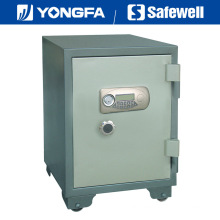 Yongfa 67cm Height Ale Panel Electronic Fireproof Safe with Knob
