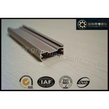 Aluminum Curtain Track Rail for Honeycomb Shades
