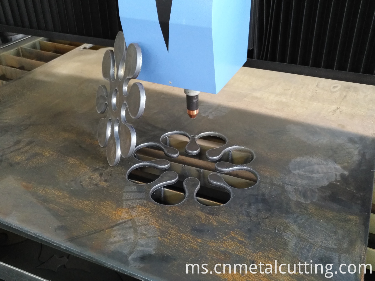 mild steel cutting