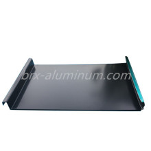 Decorative Anodized Aluminum Alloy Roofing Sheet