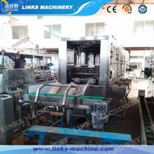 300BPH 3-5 galones botella máquina de llenado
