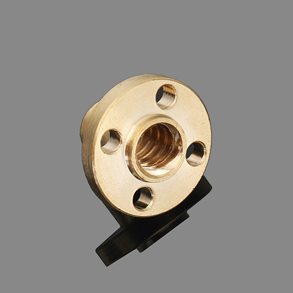 T Type Lead Screw Nut Brass Nut 3