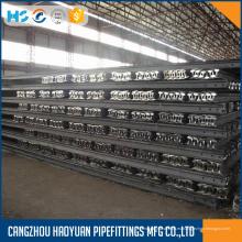 Carril de acero ferroviario de 30kg 55Q Q235