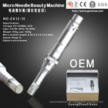 Máquina de la pluma del rodillo de Derma de la belleza (ZX12-15)