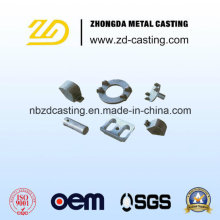 Customed Electric Machined Parts by Steel Casting