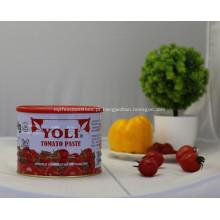 2200g de pasta de tomate em conservas