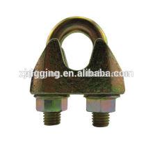 steel galv malleable EN13411-5 wire rope clip