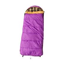Envelope Shape Kid Sleeping Bag for Outdoor Camping Light Weight Sleeping Bag for Children Kids