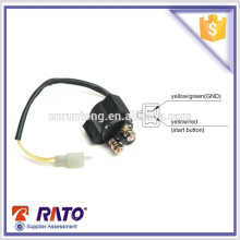 Motorcycle electric parts relay starter for DY100/GY6