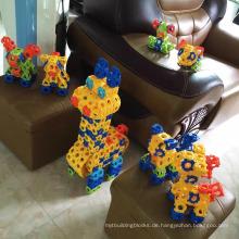 ABS Blöcke Lernspielzeug 30ST Ziegel Spielzeug 3D-Baustein (10274044)