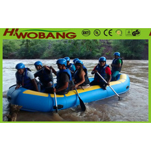 10 Person Aufblasbares Boot, Rafting Boot, Zodiac Raft