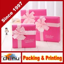 Papier Geschenkbox / Papier Verpackung Box (110243)