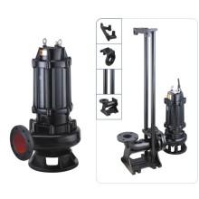 Qw Series Mobile Type Bomba de água submersível para águas residuais
