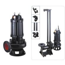 Qw alta qualidade submersível elétrica de água de esgoto bomba de água