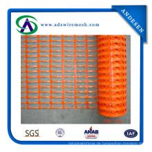 HDPE Orange Kunststoff Sicherheitszaun
