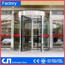 Hotel Building Huand Push Carousel Door