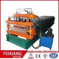 Double Layer Wall / Roof Panel Roll Forming Machine