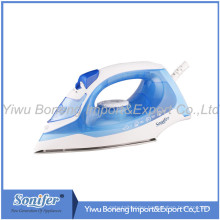 Hot-Selling Travelling Steam Iron Electric Iron Sf-9008 with Ceramic Soleplate (Blue)