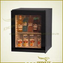 Refrigerador Sn Deluxe de porta de vidro