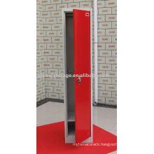 Unique design steel locker