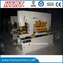 Q35Y-30 machine de cintrage hydraulique combiné à cisaillement, ouvrier en fer
