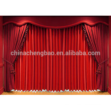 China performance used stage curtains for sale