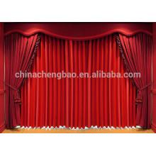O desempenho de China usou cortinas do estágio para a venda