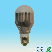 Vente haute puissance 220v 110v 100-240v SMD 5w B22 E26 E27 ampoule led 24v