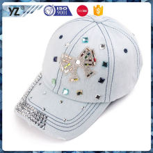 Factory supply custom design new style washed cowboy caps fast shipping