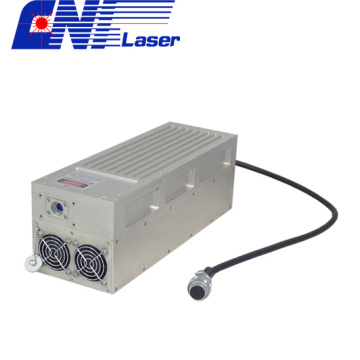 Red Q-swiched Pulsed Laser Series