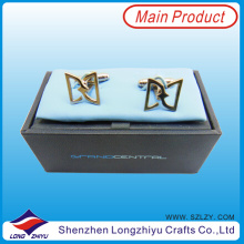Funny Cufflinks with Box Packing