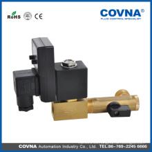 COVNA HK11-2 Electrónico de drenaje automático de la válvula de agua con temporizador 24V