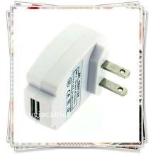 USB AC DC Fonte de Alimentação Wall Adapter MP3 Carregador US Plug