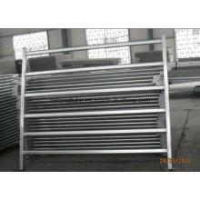 Galvanized Oval Steel Panel Farm Fence