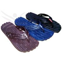 Модные мужские тапочки из ПВХ для пляжного трикотажа