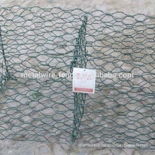 retaining wall hexagonal wire mesh with high quality