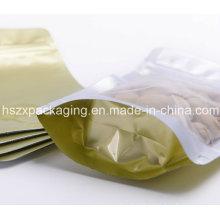 Saco de embalagem de alimentos secos flexíveis de plástico