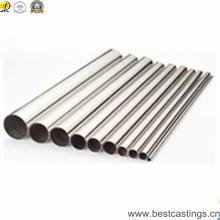 Tuyau en acier inoxydable 304/304L de haute qualité