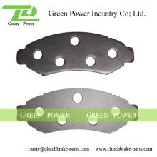 Steel Back Plate D303
