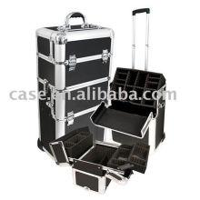 alu aluminium cosmetic case tool box