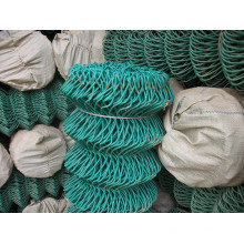 Discount Chain Link Fence Wholesale, PVC Coated Chain Link Fence Price