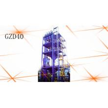 China Popular Concrete Batching Plants (GZD40 series)