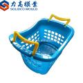 Making fruit and vegetable basket handle injection plastic mold