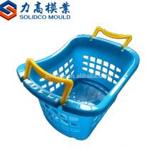 Zhejiang тайчжоу высокое качество впрыски продуктов домочадца пластичная vegetable корзина прессформа стали, пластичная прессформа завод
