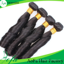 Top Quality 100%Unprocessed Virgin Hair Remy Human Hair Extension